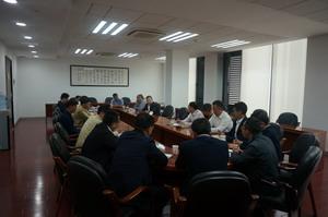 市人大机关第二党支部举行换届选举